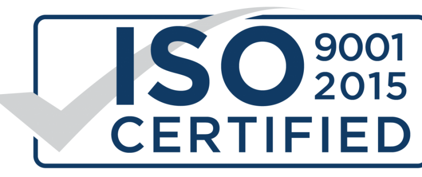 ISO 9001: 2015 Certification
